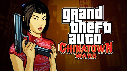 Grand theft auto Chinatown wars Apk full versions
