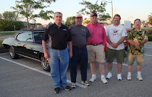 Officers (2013): John, Leonard, Bill, Pat, Kevin