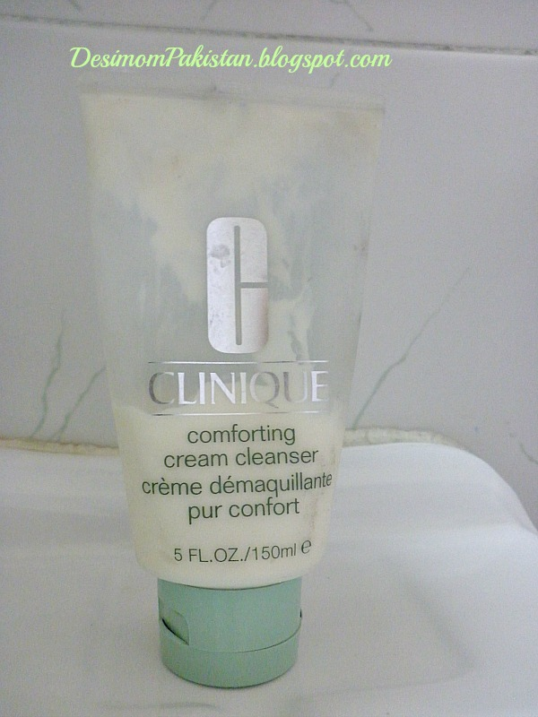 CLINIQUE COMFRTING CREAM CLEANSER