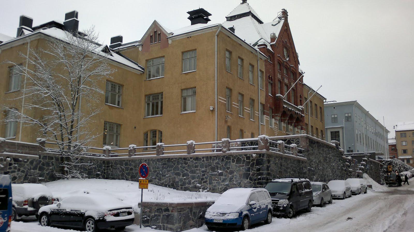 tänään helsingissä Vantaa
