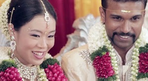 Malaysian Hindu Wedding Highlight – Arvin + Jennifer