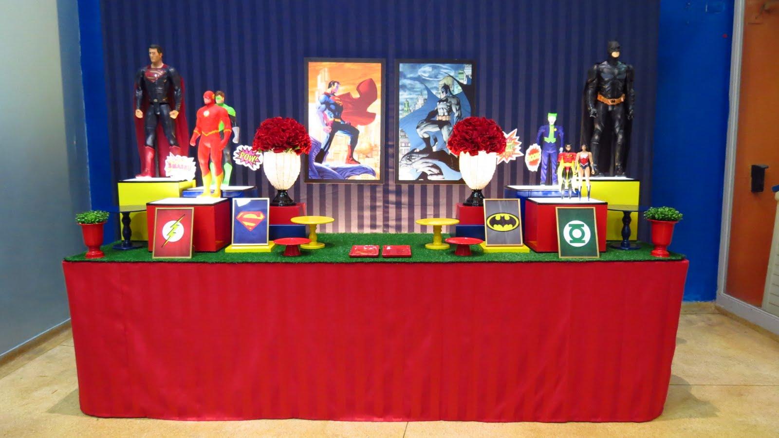 LIGA DA JUSTIÇA (BATMAN X SUPERMAN)
