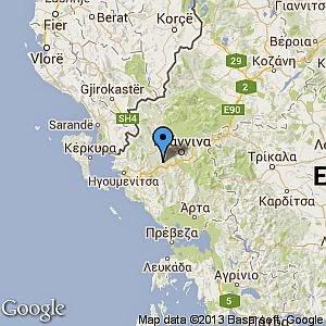 Πολύγυρος - χάρτης