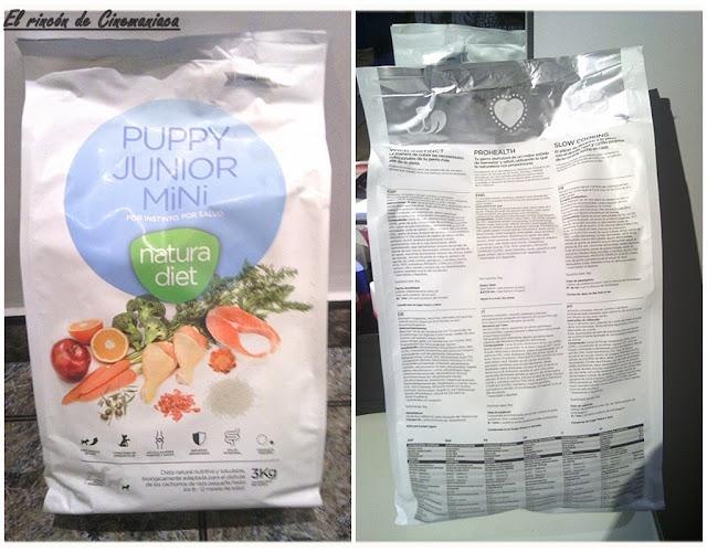 pienso natura diet puppy al mejor precio