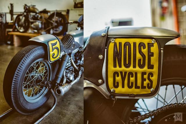 Custom Harley-Davidson Panhead | 1948-1965 Panhead Harley-Davidson Engine | Custom Harley Panhead | Noise Cycle's Born Free 5 Harley Panhead