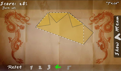 Folds Origami Game Walkthrough