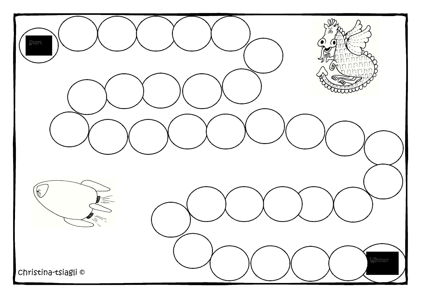 Good game board template pictures creating revision board games teachers printable board download gameboard blank game board template maxwellsz