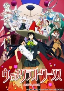 Witch Craft Works Episode 1 Subtitle Indonesia