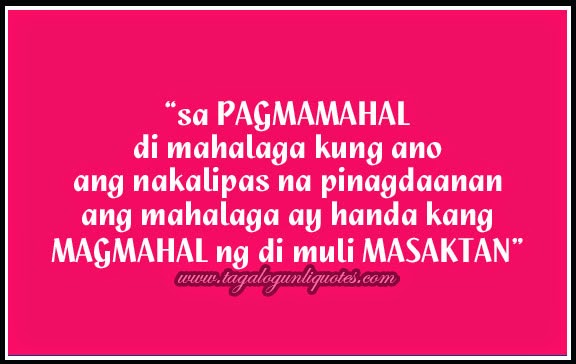 Quotes About Friendship Tagalog Tampo: Love quotes tagalog cover ...