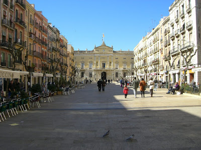 City hall of Tarragona