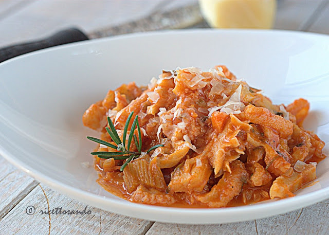 Trippa alla fiorentina ricetta toscana
