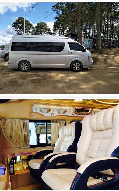 เงื่อนไขในการเช่ารถตู้ Thai Transport for rent