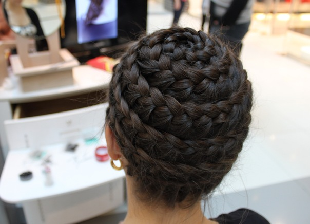 Braid Hairstyles For Asians Party Hair Fashion Indian - Asian hairstyle party