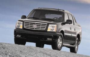 2002 Cadillac Escalade EXT Owners Manual