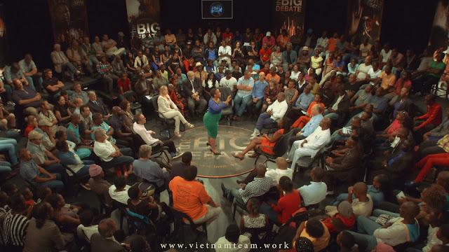 Chương trình truyền hình thực tế The Big Debate