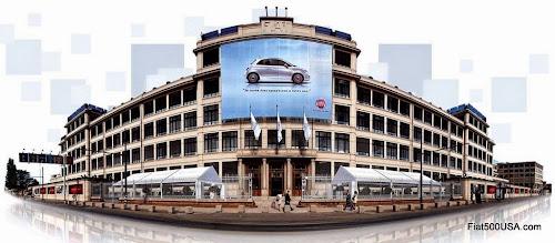 Fiat Lingotto Factory
