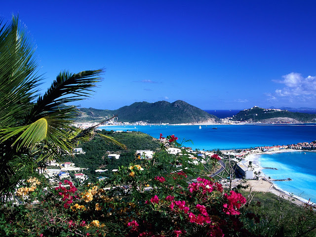 Great Bay, Philipsburg, St. Martin