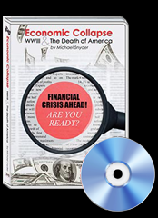 NEW DVD ECONOMIC COLLAPSE,WW III AND THE DEATH OF AMERICA