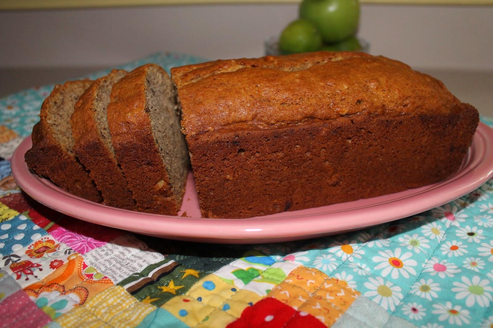 Sunshine sews banana bread banana bread forumfinder Choice Image
