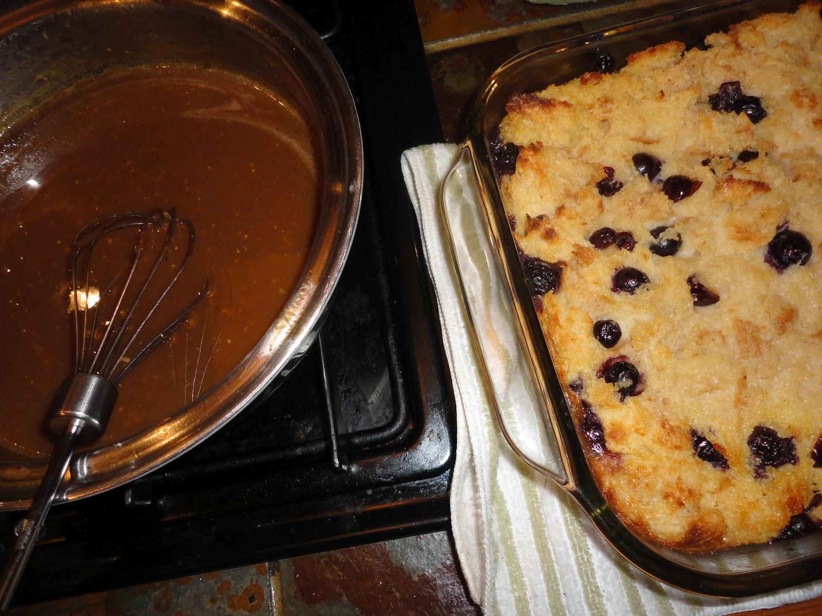 ... ~ GUMBO WRITER: Tasty Tuesday ~~ Bread Pudding with Special Sauce