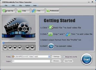 nicachipal.com - DVD VideoMedia Video Converter