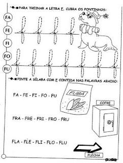 Atividades de Língua Portuguesa 1º ano