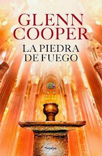 La piedra de fuego de Glenn Cooper
