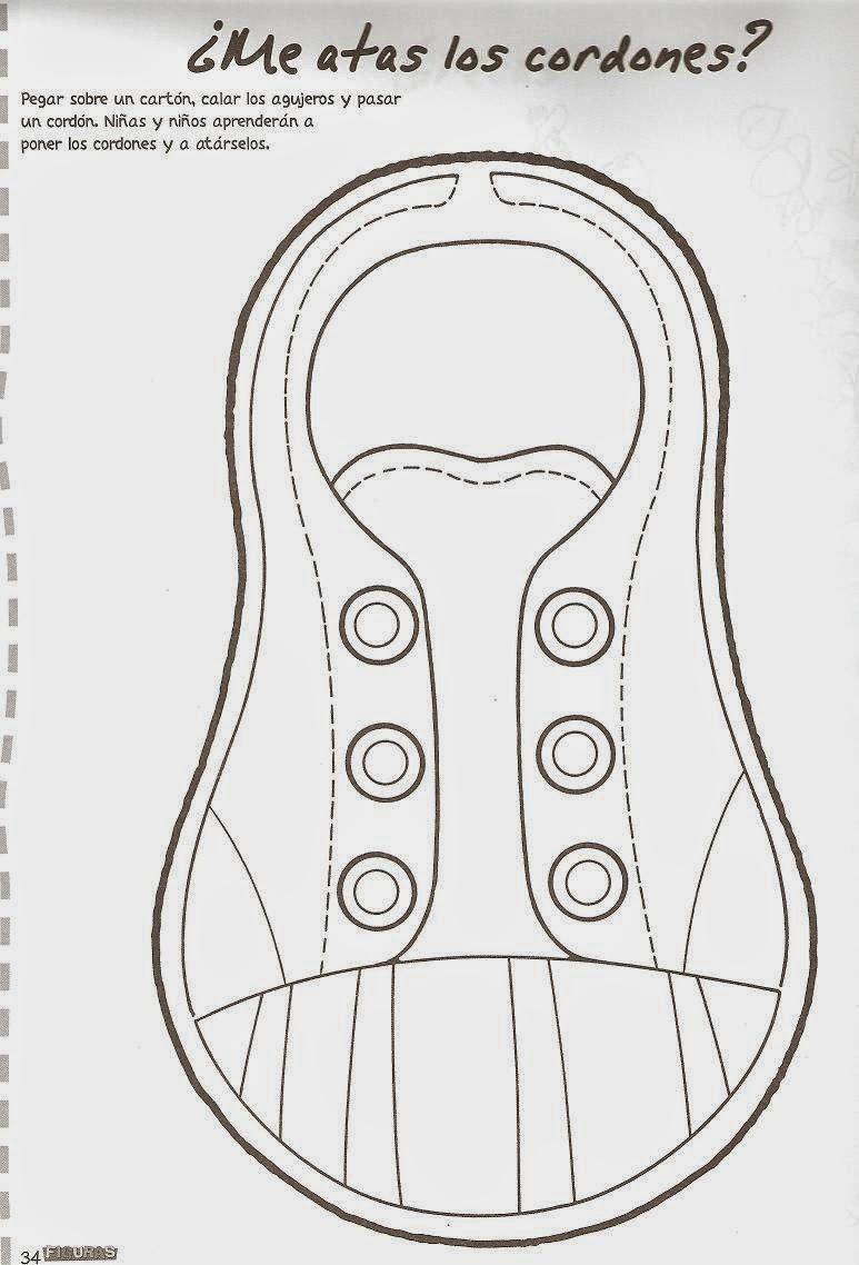 sagoma scarpe