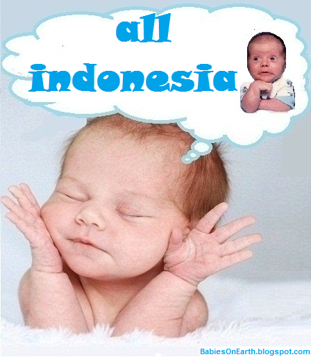 all indonesia