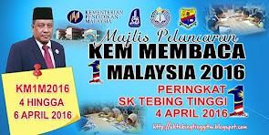PROGRAM KEM MEMBACA 1 MALAYSIA