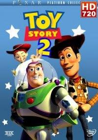 ver Toy Story 2 (1999) Online Español Latino