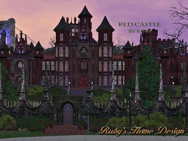 Red Castle by Ruby 1409014180