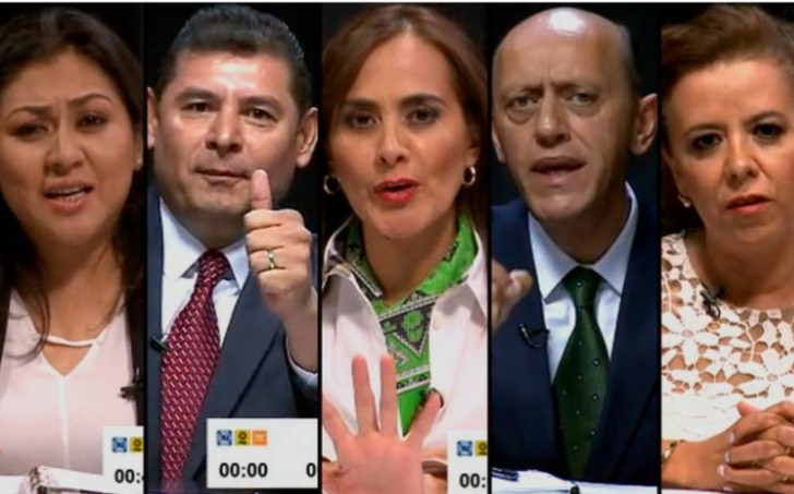 VIDEO: DEBATE DE CANDIDATOS AL SENADO