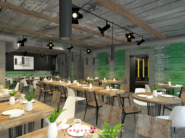 Restaurant Interior Design Simple : Imagine these restaurant interior design fresh