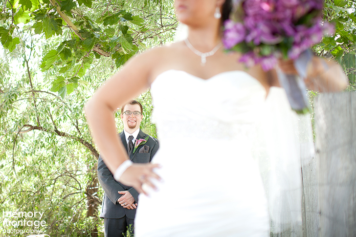 yakima wedding photographer charcoal grey purple wedding