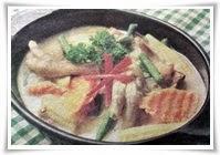 Cakar Ayam Masak Lodeh