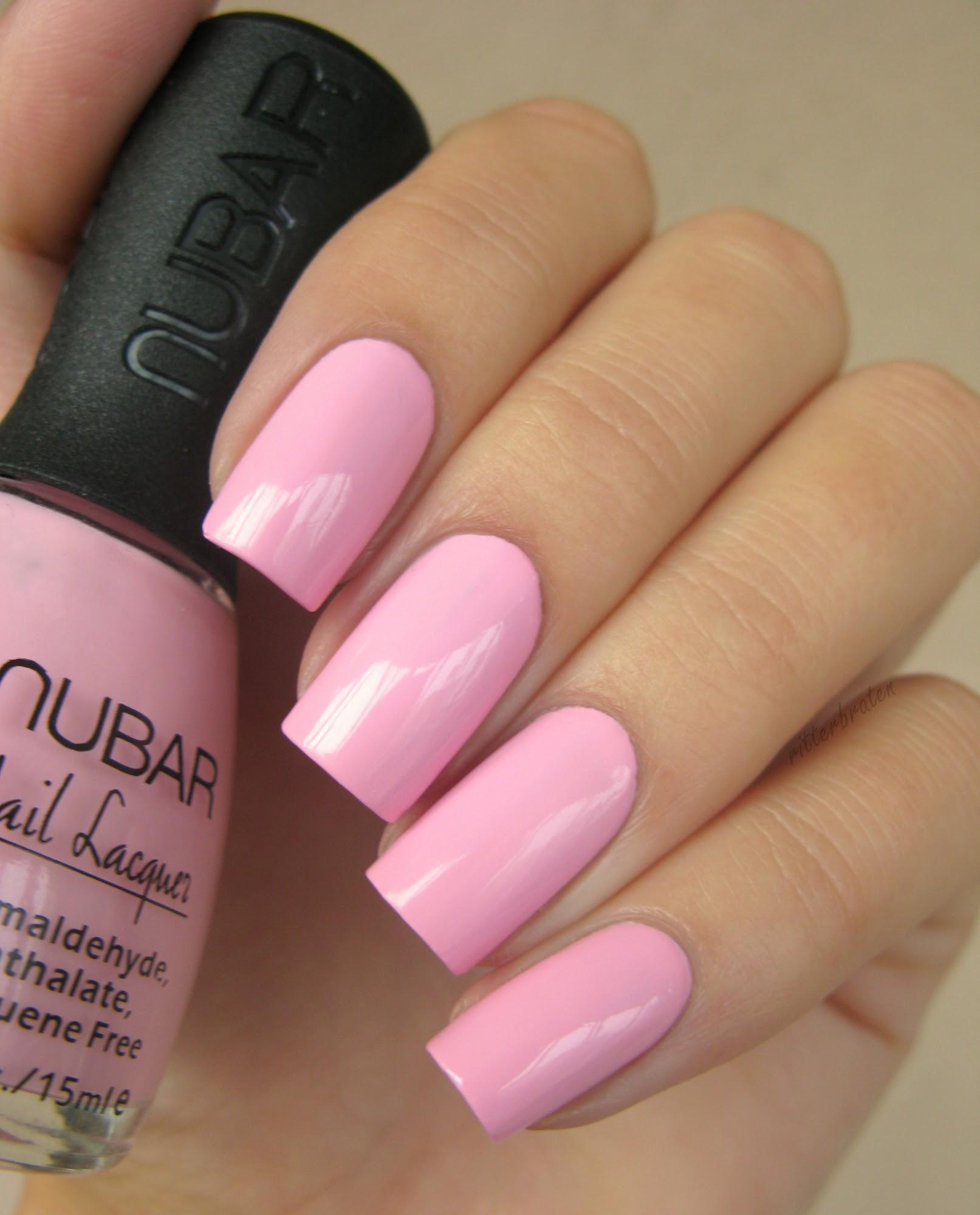 Nubar Oh Baby Pink