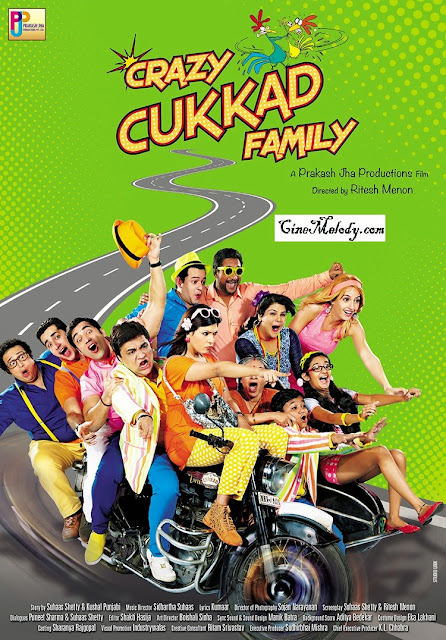Crazy Cukkad Family Hindi Mp3 Songs Free  Download  2015