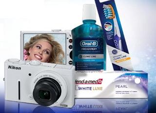Konkurs 10x aparat fotograficzny i 50x zestaw kosmetyków