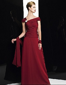 Vestidos Rojos,  Madre de la Novia