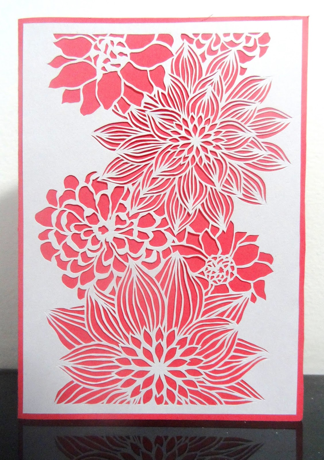 paper cut out templates flowers - my paper cloud
