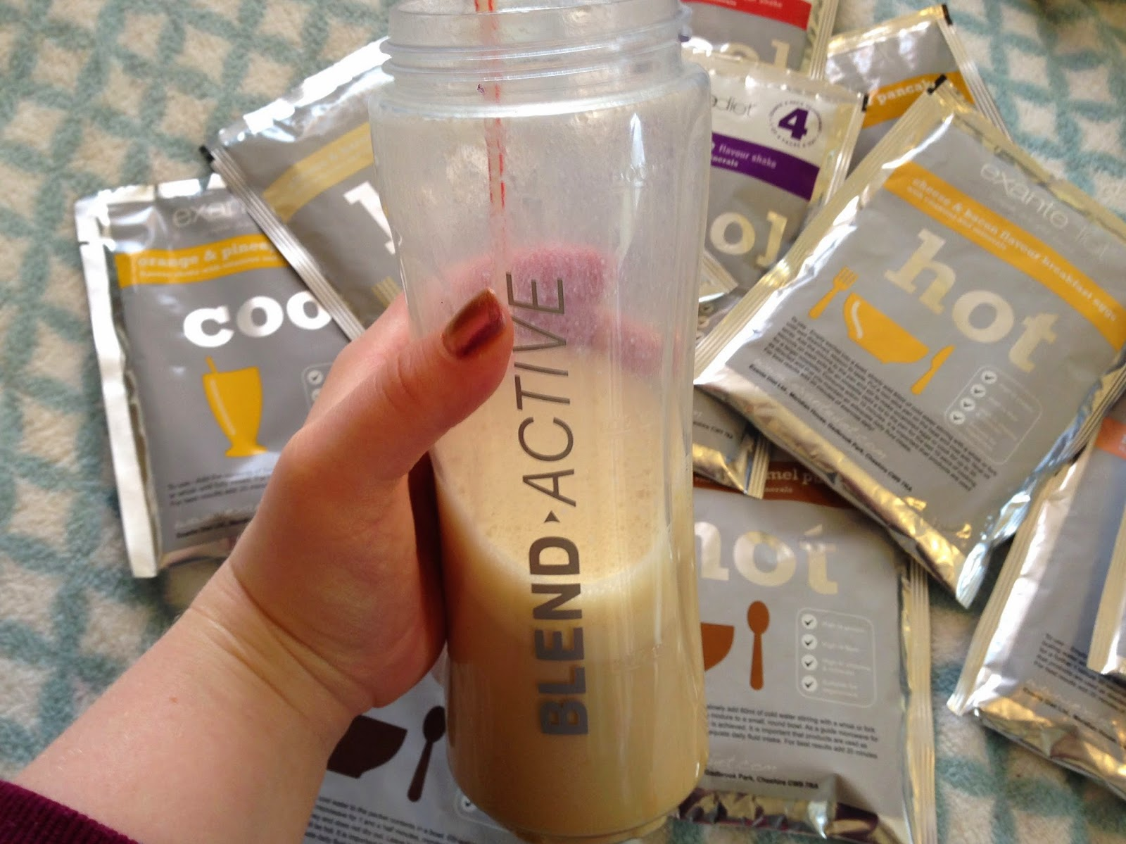 Exante Diet Meal Replacement Review