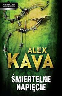 Śmiertelne napięcie - Alex Kava