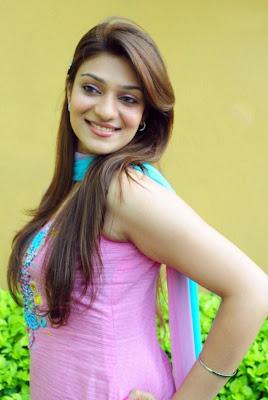 fairy and pinky Siya gotham in cute churidar salwar suit