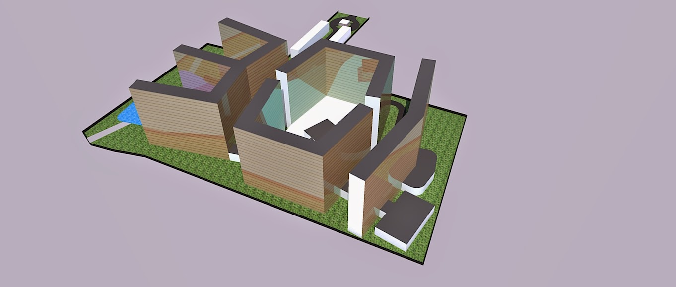 Site Plan Rusunawa