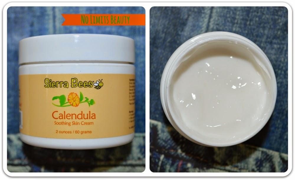 iHerb - Sierra Bees Calendula Soothing Skin Cream