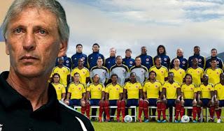 Primera convocatoria de Colombia para enfrentar a Perú y Ecuador