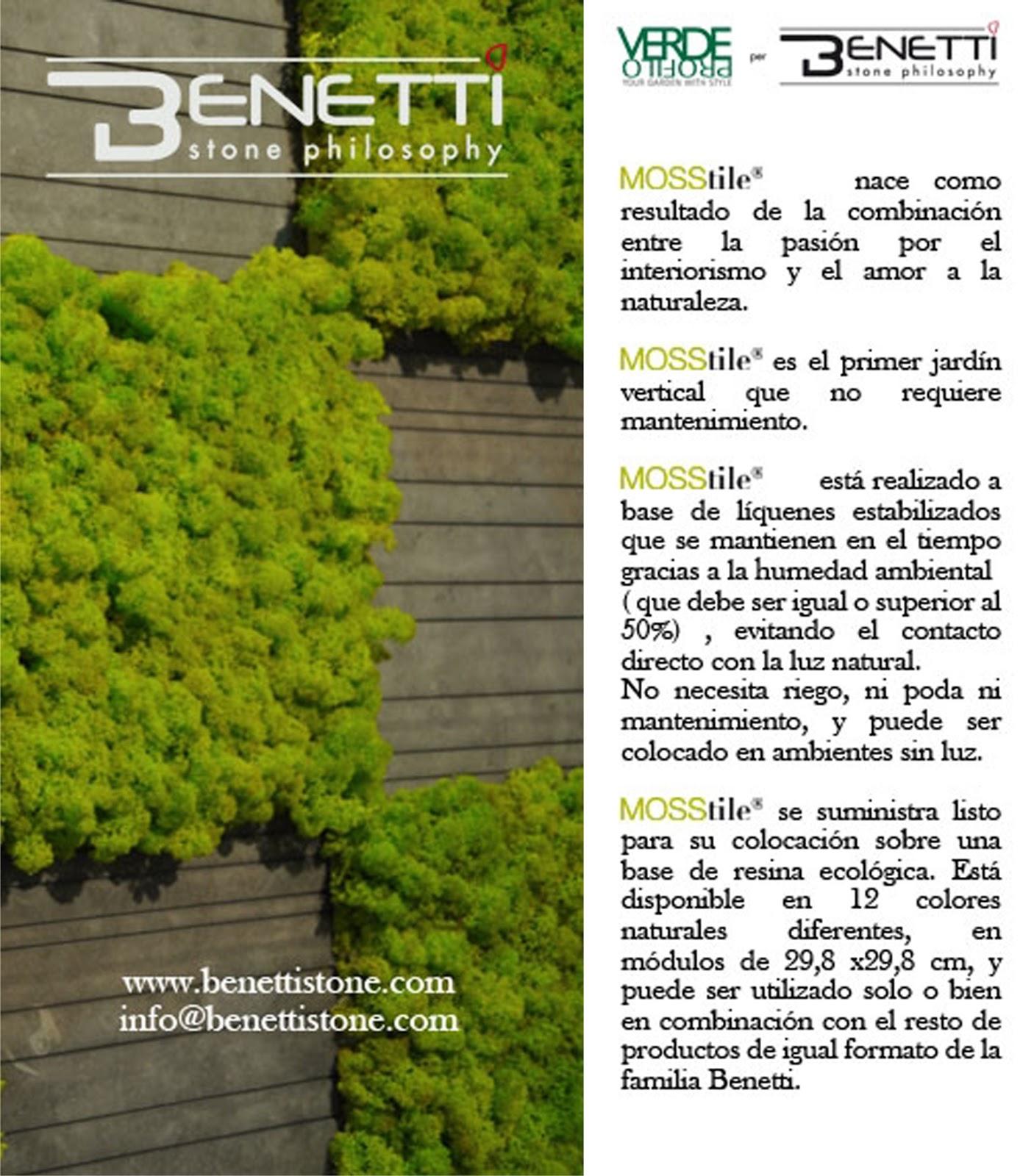 Arquiempresas mosstile jardin vertical sin mantenimiento - Jardin sin mantenimiento ...