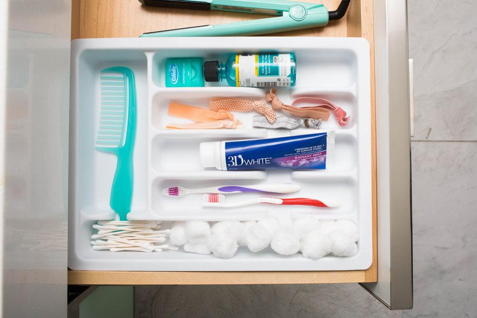 10 idées rangements ingénieuses pour une salle de bain girly et so