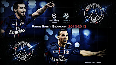 UEFA Champions League 2012-2013 - Paris Saint-Germain